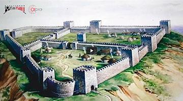 Владимир Петрухин: Цимлянская крепость