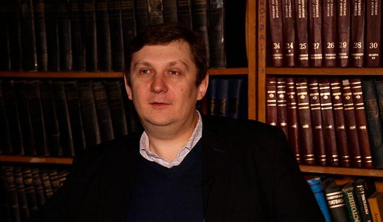 Дмитрий Дмитриевич Беляев