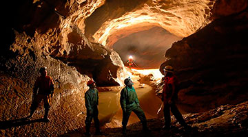 Клады и тайники в пещерных святилищах Ледникового периода