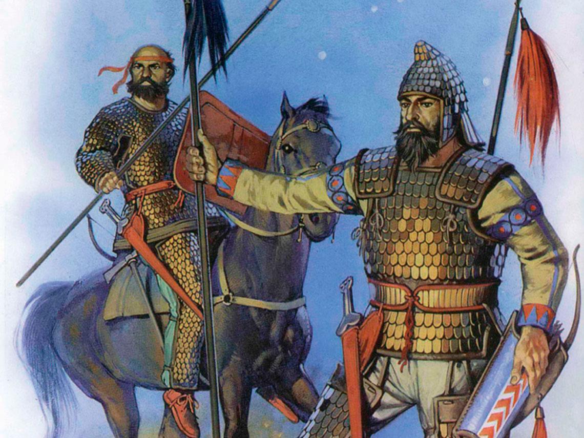 Культура и искусство скифов Северного Причерноморья