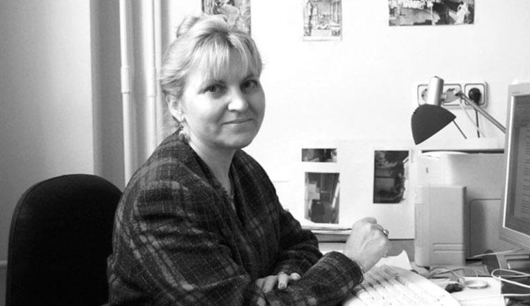 Ольга Владимировна Томашевич