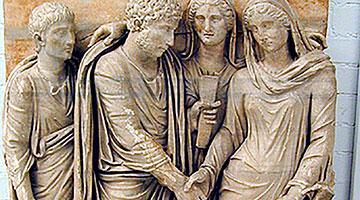 Семья и любовь в дохристианском Риме