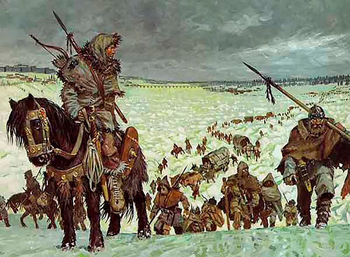 Северокавказские аланы в раннем Средневековье: археология, история, палеогенетика