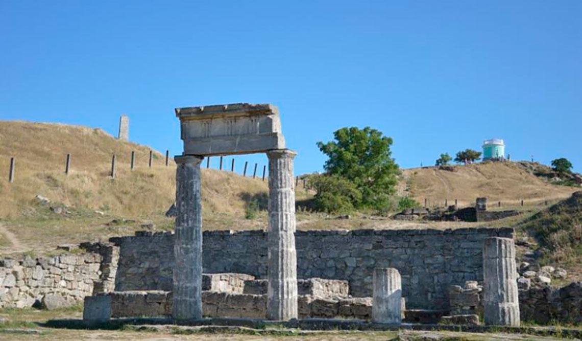 Великая Греческая Колонизация и Северное Причерноморье