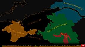 Краткая история Северного Причерноморья: от каменного века до эпохи Екатерины Второй